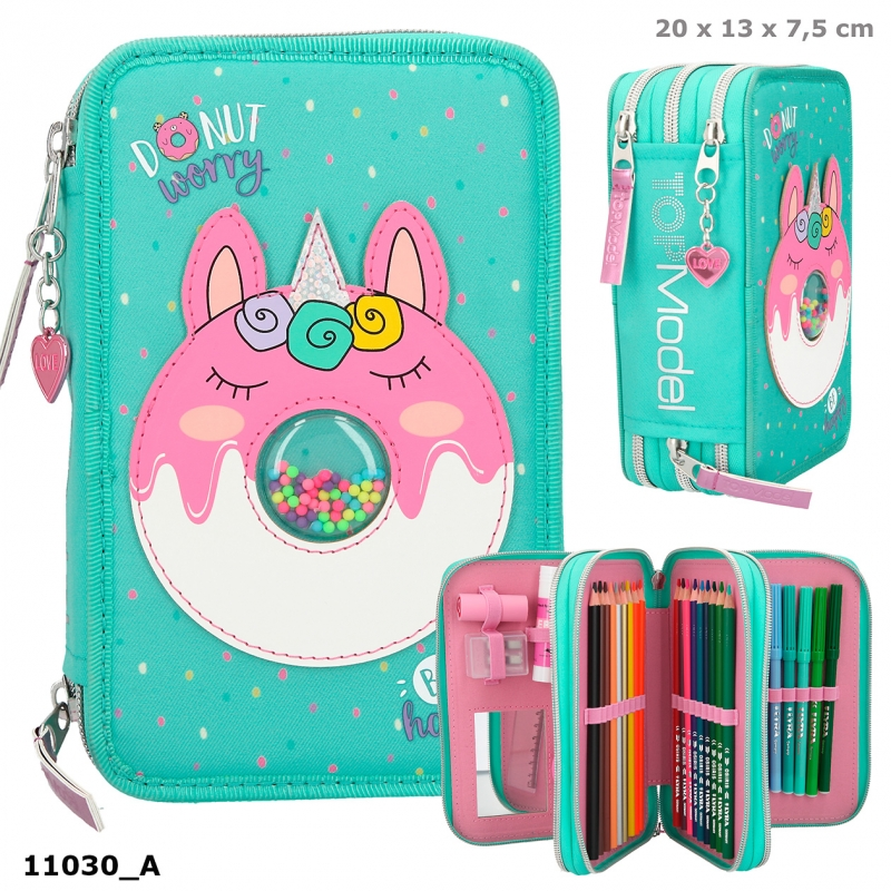 Trousse 3 niveaux TOPModel CANDY CAKE