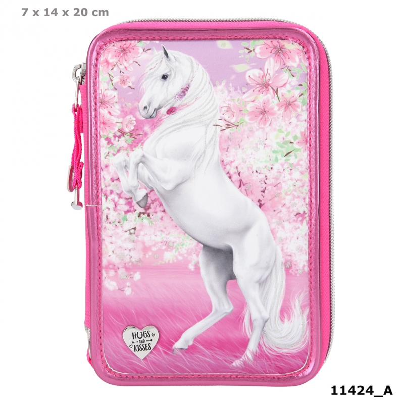 Miss Melody Trousse 3 niveaux CHERRY BLOSSOM