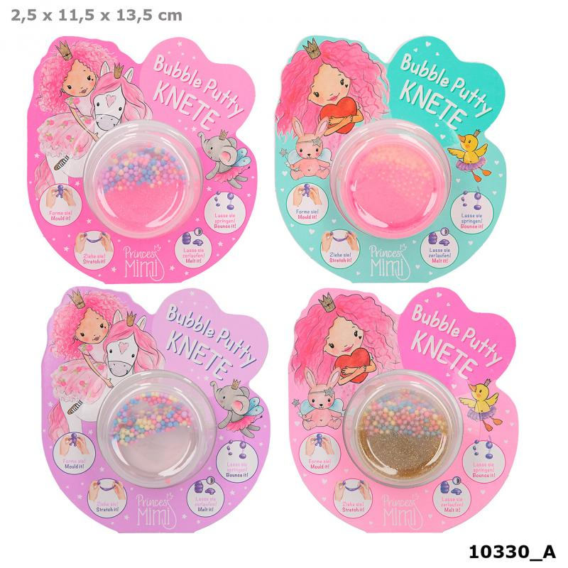 Princess Mimi Bubble Putty