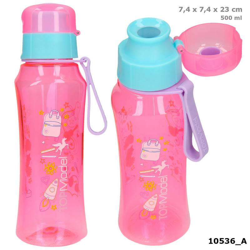 TOPModel Drinking Bottle 500 ml Pink