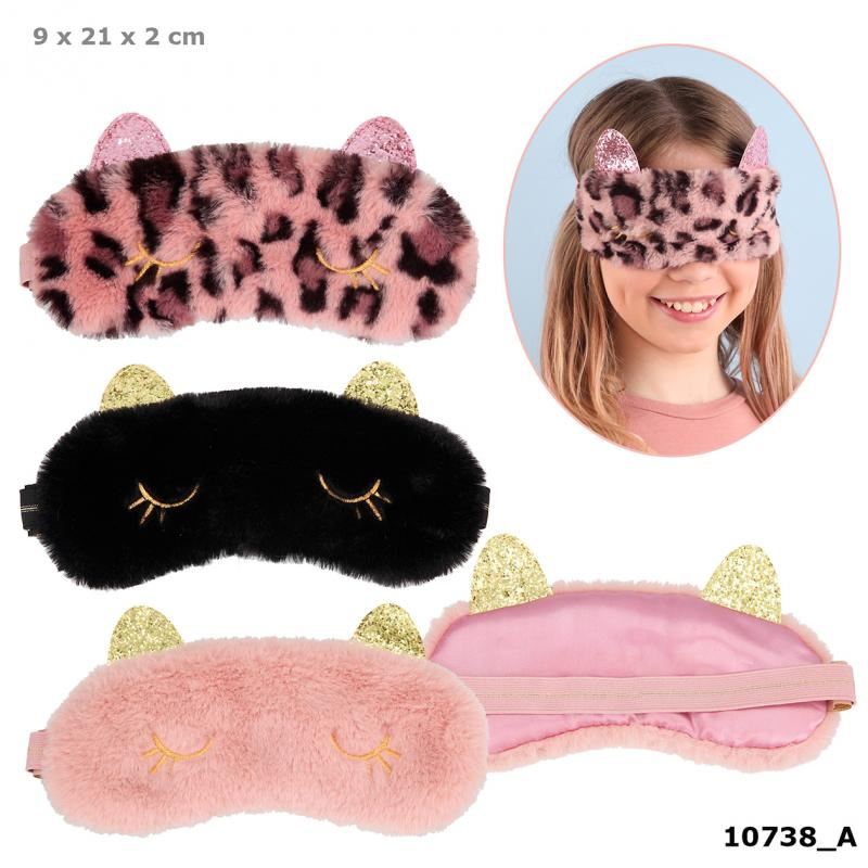 TOPModel Sleeping Masks Fake Fur Assorted In Tray CAT