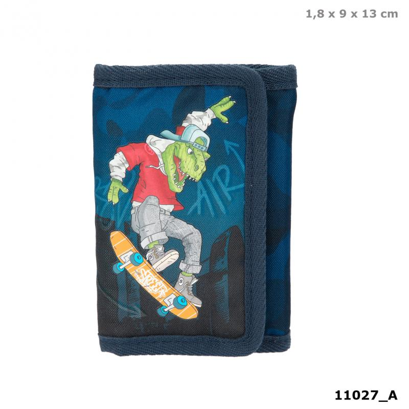 Dino World Purse Skater