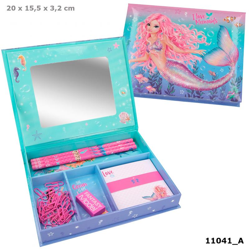 Fantasy Model Writing Box MERMAID