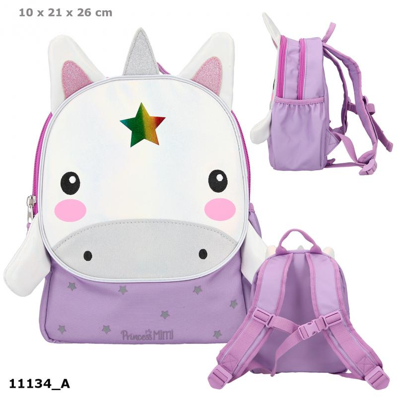 Princess Mimi Backpack Unicorn Bonny Pony