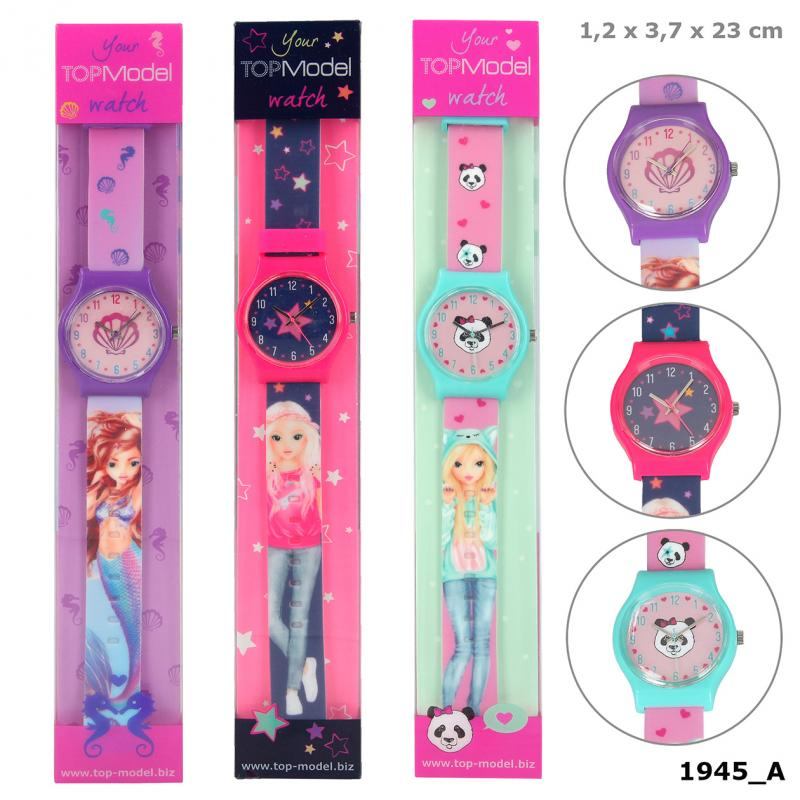 TOPModel Silicone Watch