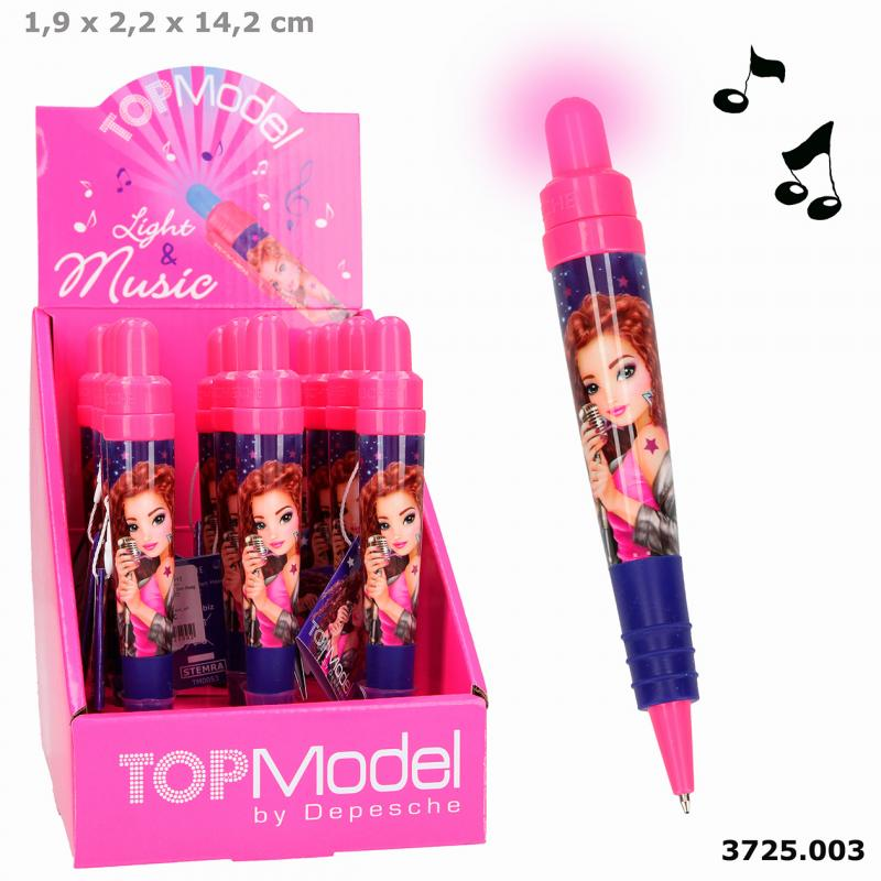TOPModel Ballpen With Sound