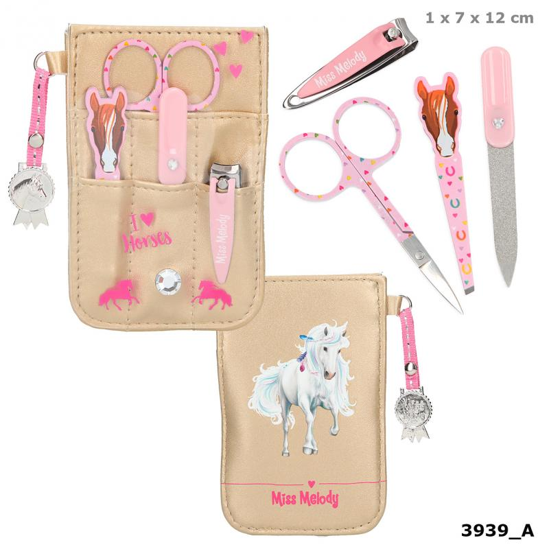 Miss Melody Manicure Set