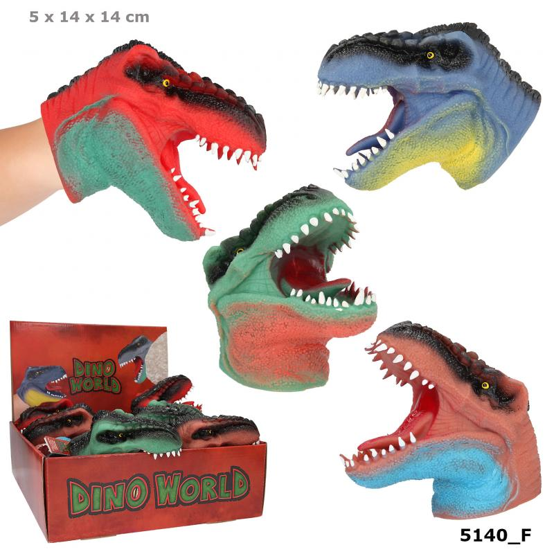 Dino World Handpuppet