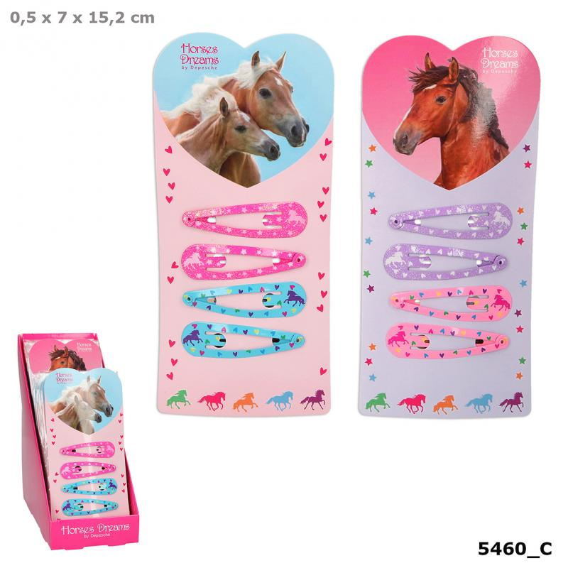 Horses Dreams Hairclips