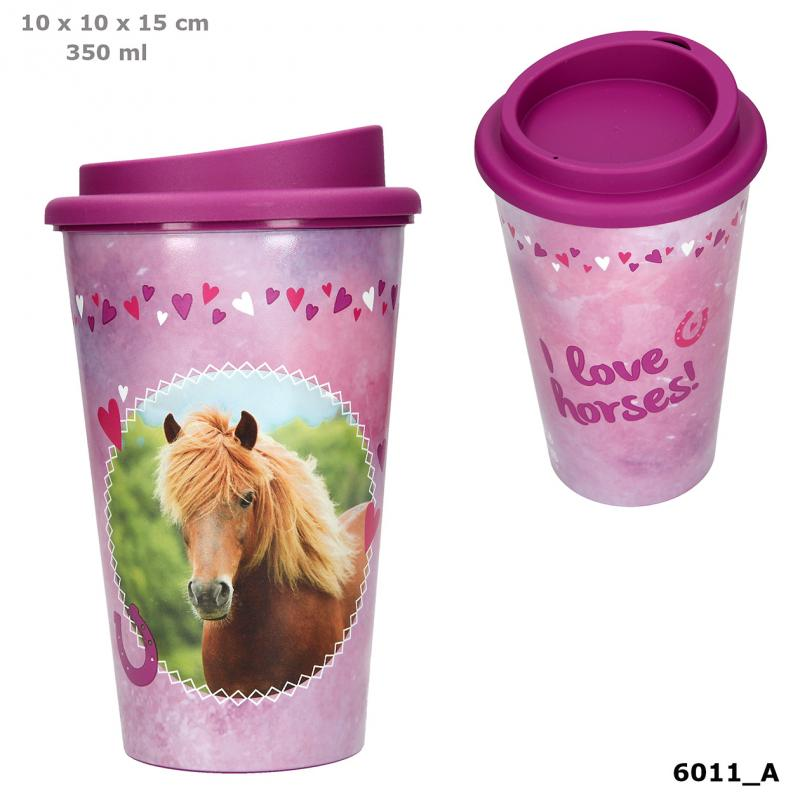 Horses Dreams Drinking Cup-To-Go