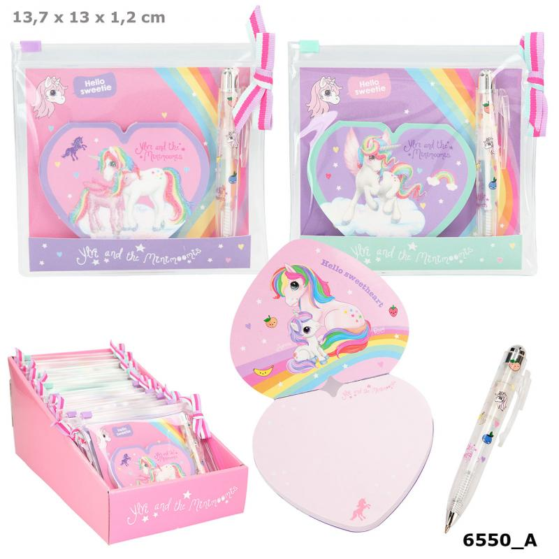 Ylvi Stationary Set