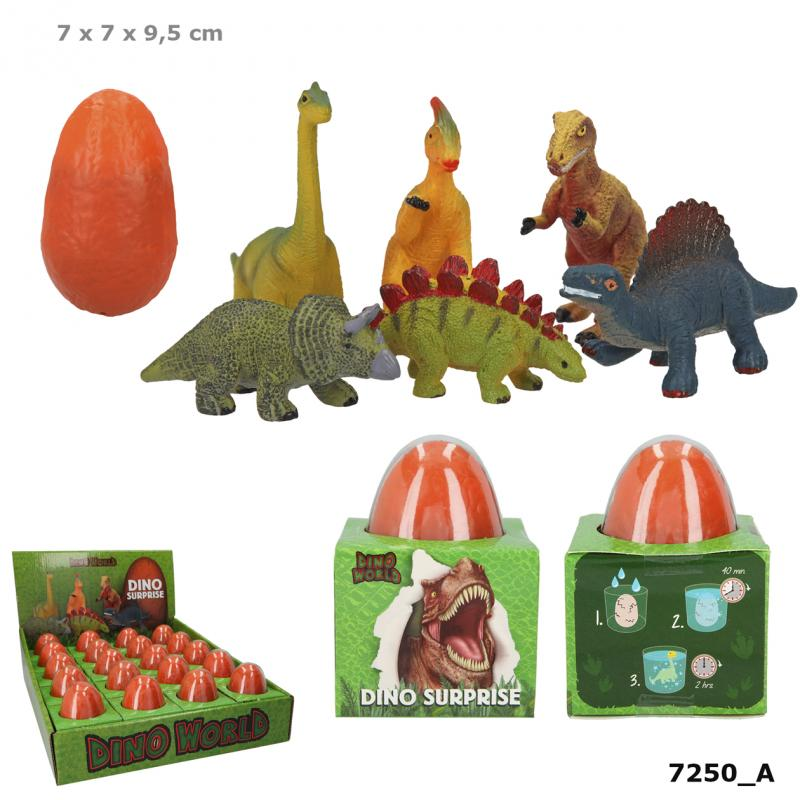 Dino World Magic Egg