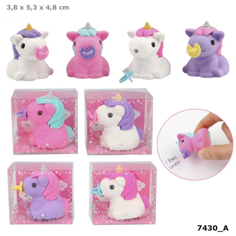Ylvi & the Minimoomis Unicorn Eraser