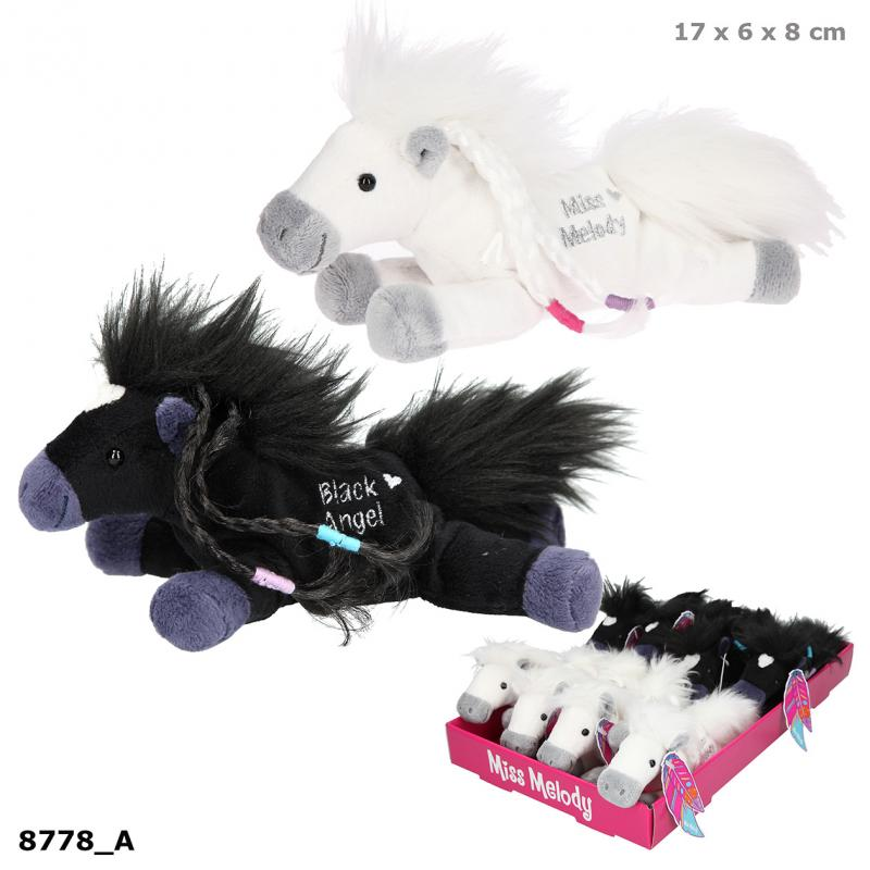 Miss Melody Small Plush Horses