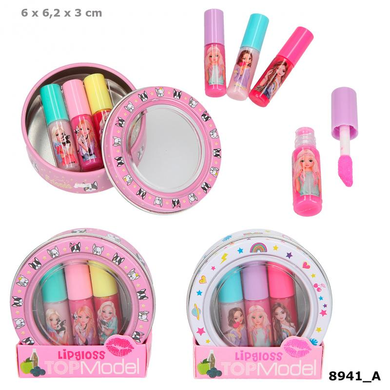 TOPModel Mini Lipgloss Set