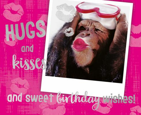Hugs and kisses and sweet birthday...